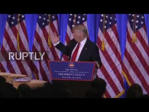 USA: President-elect Trump hands over business empire to sons