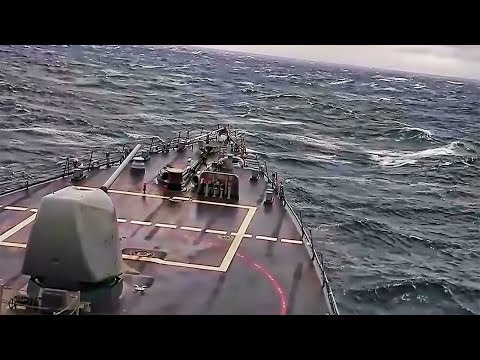Steering The Ship In Rough Seas