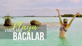 IS MEXICO SAFE? | BACALAR and 2019's Super Blood Wolf Moon | Traveling Mexico || AT HOME ON THE GO