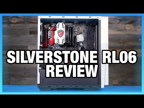 SilverStone Redline RL06 Case Review: Superior Thermals