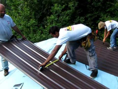 Lyon Metal Roofing