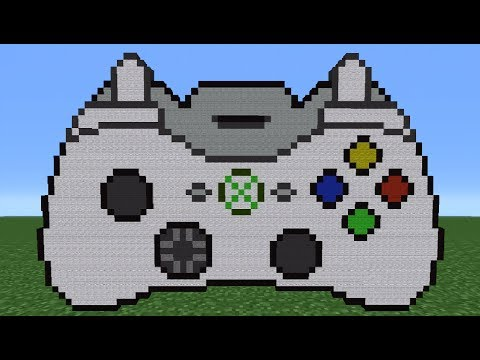 Minecraft Tutorial: How to Make An Xbox Controller