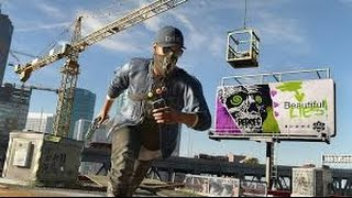 [Review Game] Nyobain WATCHDOGS 2 | PC Game
