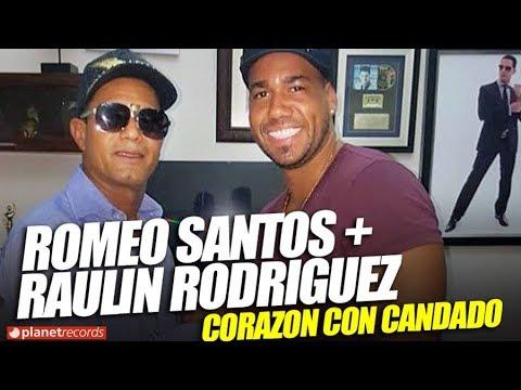 ROMEO SANTOS & RAULIN RODRIGUEZ ► Corazón Con Candado [Live] Bachata 2018