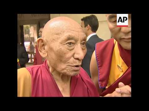 Tibetan monks give evidence in probe into alleged genocide