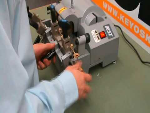 Key Cutting Machines Dual Purpose Key Machine G888c