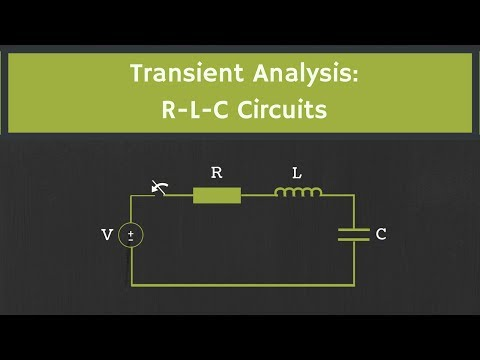 Transient Analysis of the RLC Circuit (with Examples)