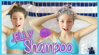DIY JELLY SHAMPOO + LUSH INSPIRED
