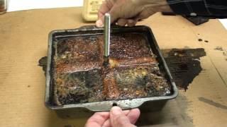 SHOP TIPS #304 Rust Removal Vinegar tubalcain - compare to electrolysis