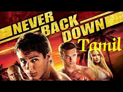 Never Back Down 1 Movie Sence Tamil