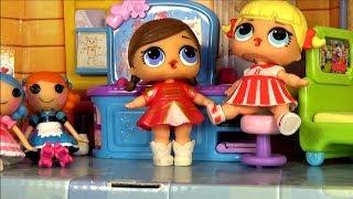 Мультик Лалалупси куколки LOL Surprise Dolls мультик из игрушек #Игрушки #Сюрпризы