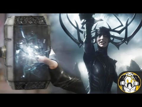 How is Hela Able to Break Thors Hammer in Thor Ragnarok?