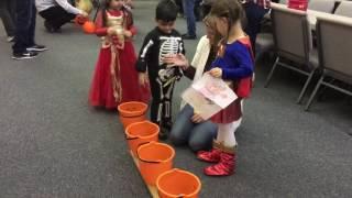 Preschool Halloween Party 2016
