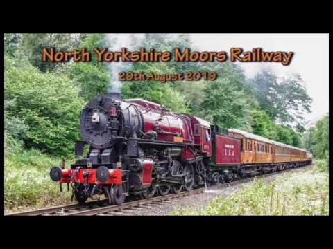 North Yorkshire Moors Railway - 29th August 2019 - Duration 11 Mins