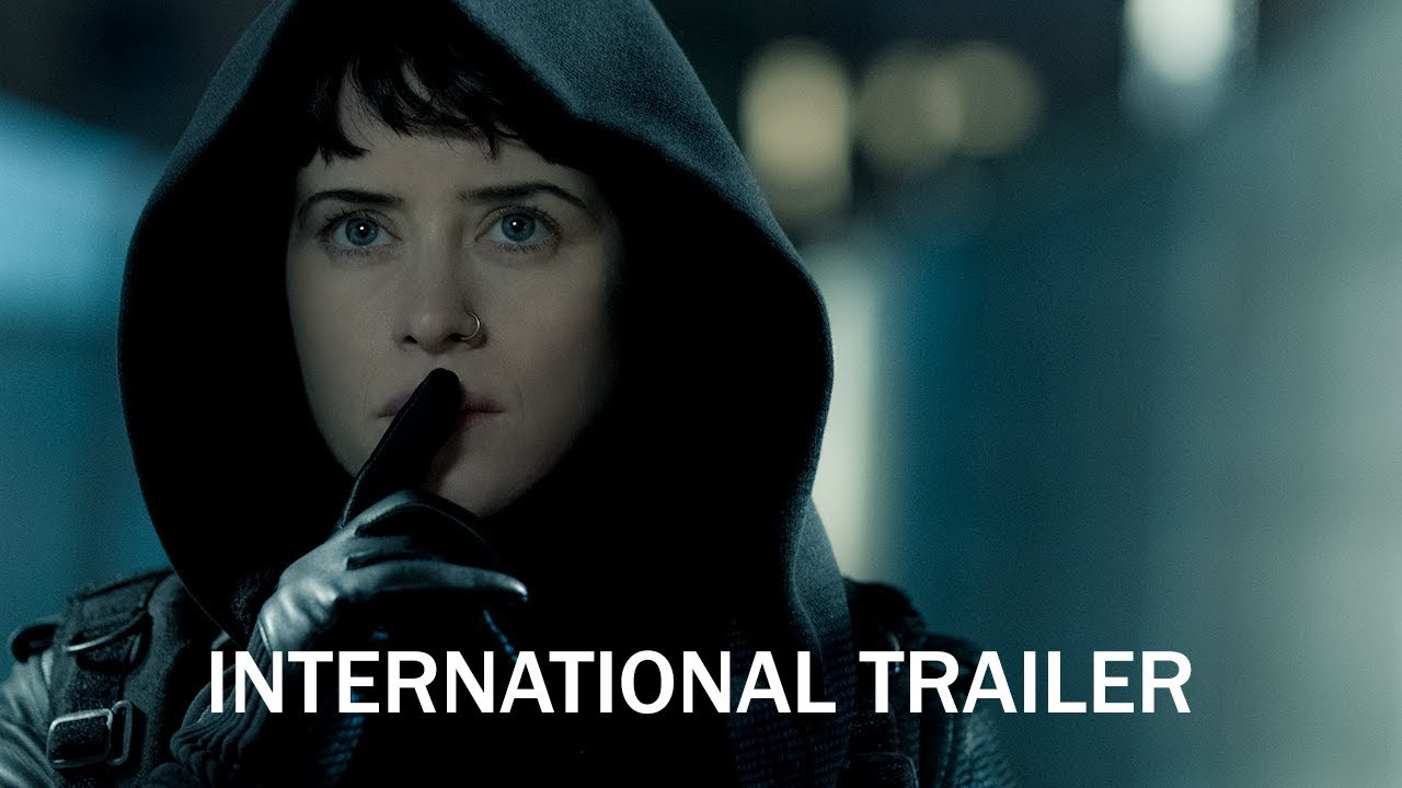 Girl in the Spider's Web | International Trailer | Sony Pictures International