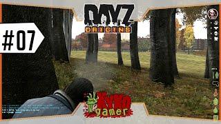 Dayz Origins - S02e07 Bandit Level  2 & Camperando Stronghold