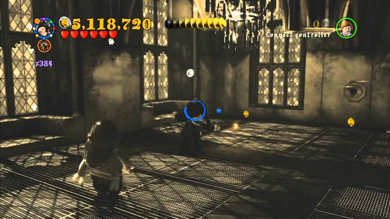 LEGO Harry Potter Years 5-7 Walkthrough Part 3 - Year 5 ...