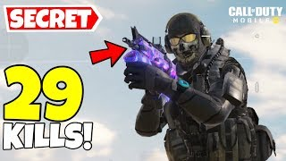 *SECRET* RAZORBACK DARK MATTER GAMEPLAY IN CALL OF DUTY MOBILE BATTLE ROYALE!!!