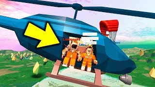 Playing JAILBREAK with RICHEST ROBLOX PLAYER! ( +76,000,000 ROBUX )