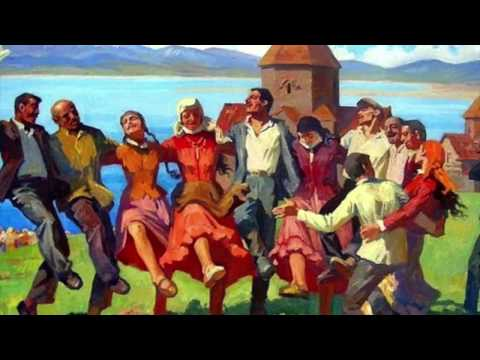 HAYRENASIRAKAN ERQERI MIX    ARMENIAN FOLK AND PATRIOTIC DANCE MIX