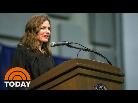 Trump's Supreme Court Pick: Who is Amy Coney Barrett and How Will She Change The Court? | TODAY