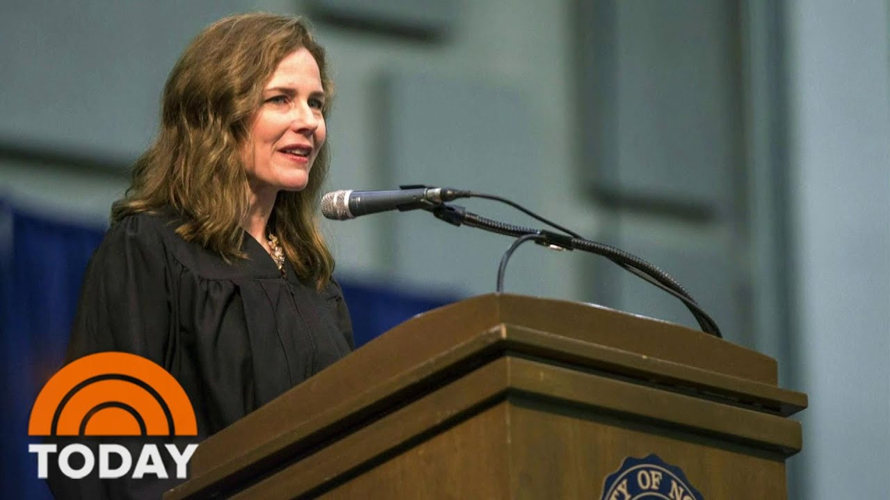Amy Coney Barrett: Trump selects the conservative justice to the ...