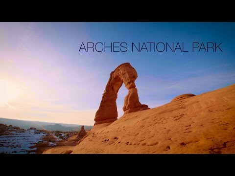 Arches National Park in 4K 60p