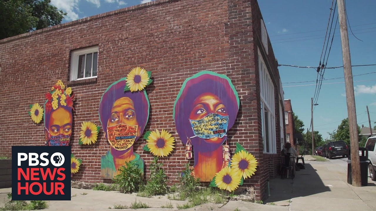 Artist's Black Wall Street Project Is About Tulsa 100 Years Ago ...