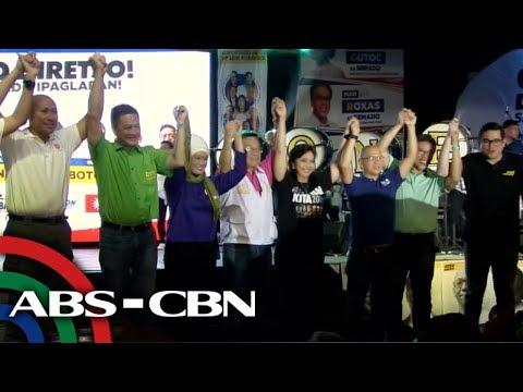 Robredo, ilang taga-oposisyon kinasuhan ng PNP-CIDG ukol sa 'Bikoy' videos   Bandila