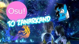 Osu To Zanarkand Final Fantasy X