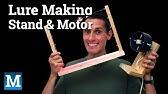 Flex Coat Lure Building - Lure Drum - YouTube