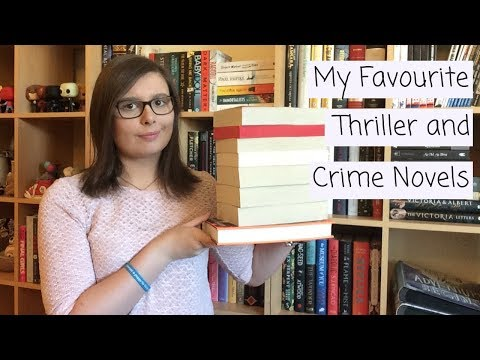 My Favourite Thriller and Crime Novels