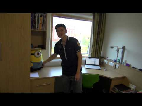 University of Reading halls accommodation