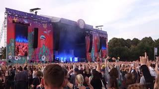 Casper & Marteria - Champion Sound - Lollapalozza Berlin 2018