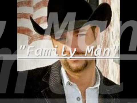 (EXCLUSIVE) Craig Campbell - Family Man (lyrics in video)