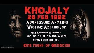 アゼルバイジャン共和国~ホジャリ大虐殺~(2016/2/22放送)