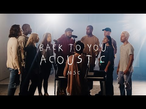 Back to You (Acoustic) Live – MOSAIC MSC