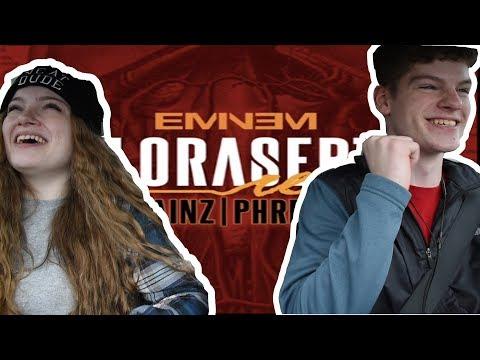 Eminem- Chloraseptic (Remix) Ft. Phresher & 2 Chainz- Reacti