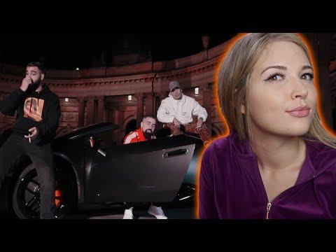 AMERICAN REACTS TO BUSHIDO ft. Samra & Capital Bra -