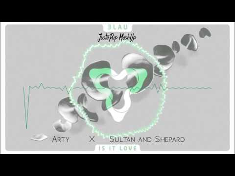 3LAU Is It Love - Arty X Sultan and Shepard Remix (JustaPup MashUp)