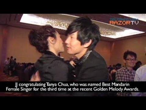 JJ Lin thanked ex-girlfriend for his win (COMPASS Awards Ep 2.1)