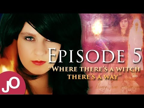 """WHERE THERE'S A WITCH THERE'S A WAY"" - Trailer - The Enchanted Episode 5 [Web Series/Fantasy]"