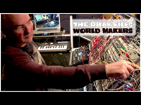 The Drax Files: World Makers [Episode 43: nnoiz Papp]