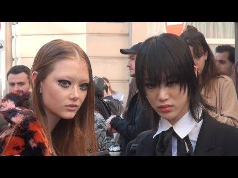 Fashion Week Paris 2019 2020  EXIT DIOR N1