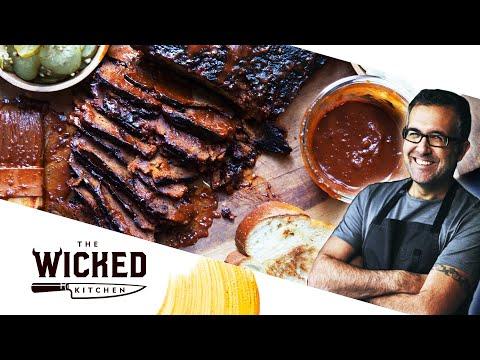 the-og-vegan-brisket---texas-bbq-style-seitan!-🔥🔥🔥-|-the-wicked-kitchen