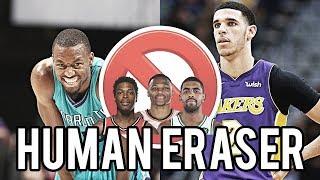 NBA (POINT GUARD) BEST BLOCKS