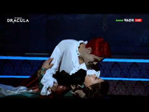 [HD] DRACULA, the musical - She, At last & Loving you keeps me alive (Korean 2016)
