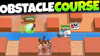 EVERY Brawler vs 5 INSANE Obstacle Courses! | Brawl Wars