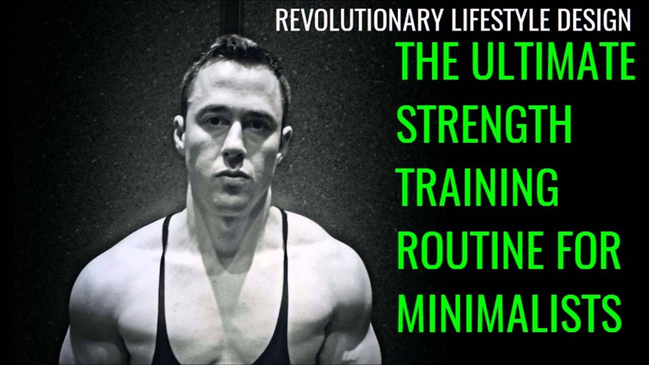 The RLD Strength Training Routine
