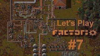 Let's play Factorio (mit Mods) #7| Ich bin wieder da. Mit Ton! thumbnail